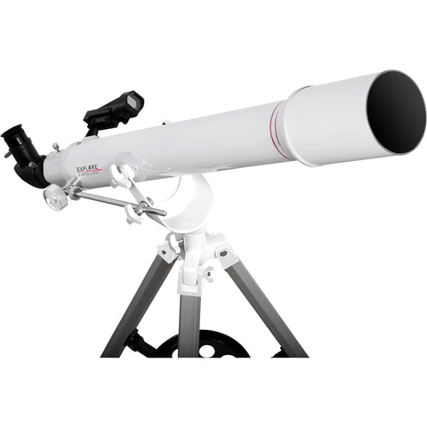 FirstLight AR70mm White Tube Refractor w/AZ Mount