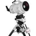 FirstLight MAK152mm White Tube Maksutov-Cassegrain with EXOS-2 GOTO Mount