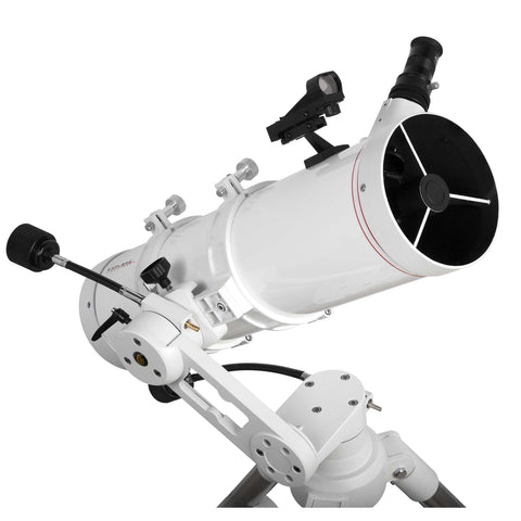 FirstLight N130mm White Tube Newtonian Telescope with Twilight 1 Altazimuth Mount