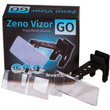 Levenhuk Zeno Vizor G0 Magnifying Glasses with clip