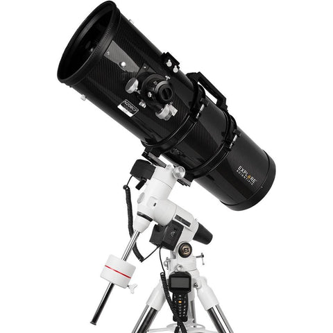 Explore Scientific Carbon Fiber Newtonian 208mm f/3.8 telescope w/EXOS2GT mount