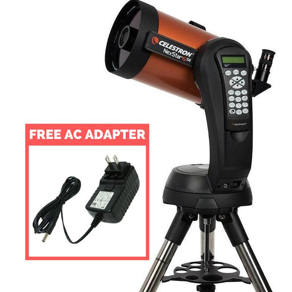 Celestron NexStar 6SE Computerized Telescope - 11068