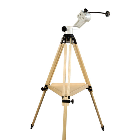 Vixen Long 5' Wood Tripod with Porta II Head