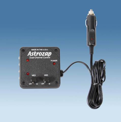 Astrozap Dual Channel Controller for Dew Heater Strap