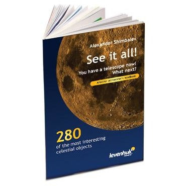"""See it all!"" Astronomer's Handbook"