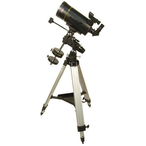 Levenhuk Skyline PRO 127 MAK Telescope with Equatorial Mount and Eyepieces