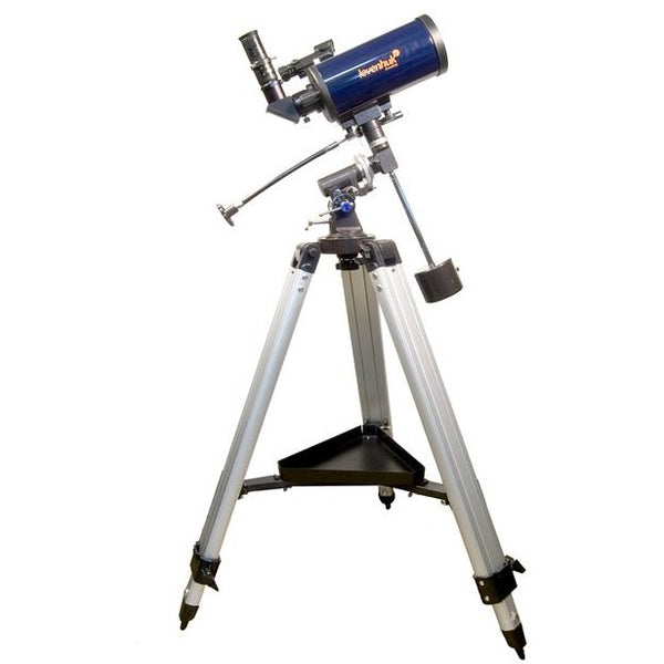 Levenhuk Strike 950 PRO Telescope 90mm Cassegrain with GE Mount, Eyepieces and Barlow