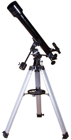 Levenhuk Skyline PLUS 60T 60mm Refractor Telescope with EQ Mount