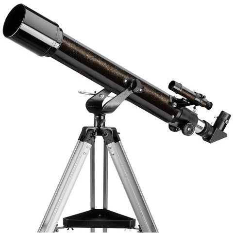 Levenhuk Skyline 70x700 Telescope with Altazimuth Mount and Eyepieces