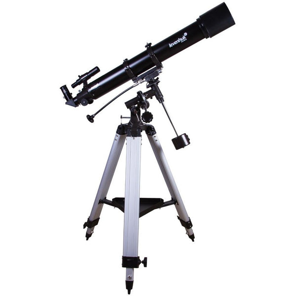 Levenhuk Skyline 90x900 Telescope with EQ Mount and Eyepieces