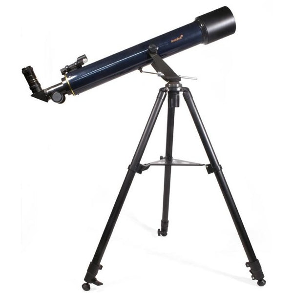 Levenhuk Strike 80 NG Telescope Mount, Eyepieces, Barlow and Astronomy Material