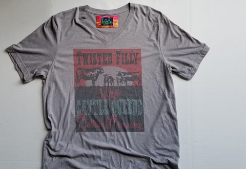 The Original Cattle Queens Clothing Co. Adult S/S Tee