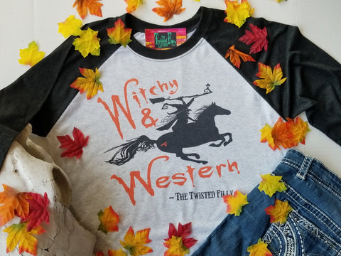 Witchy & Western