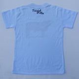 Just Weaned S/S Tee - Ice Blue