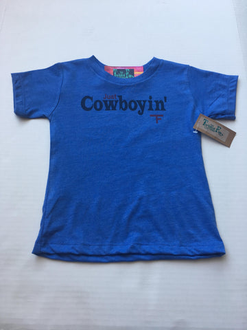 Just Cowboyin' Men's T-Shirt