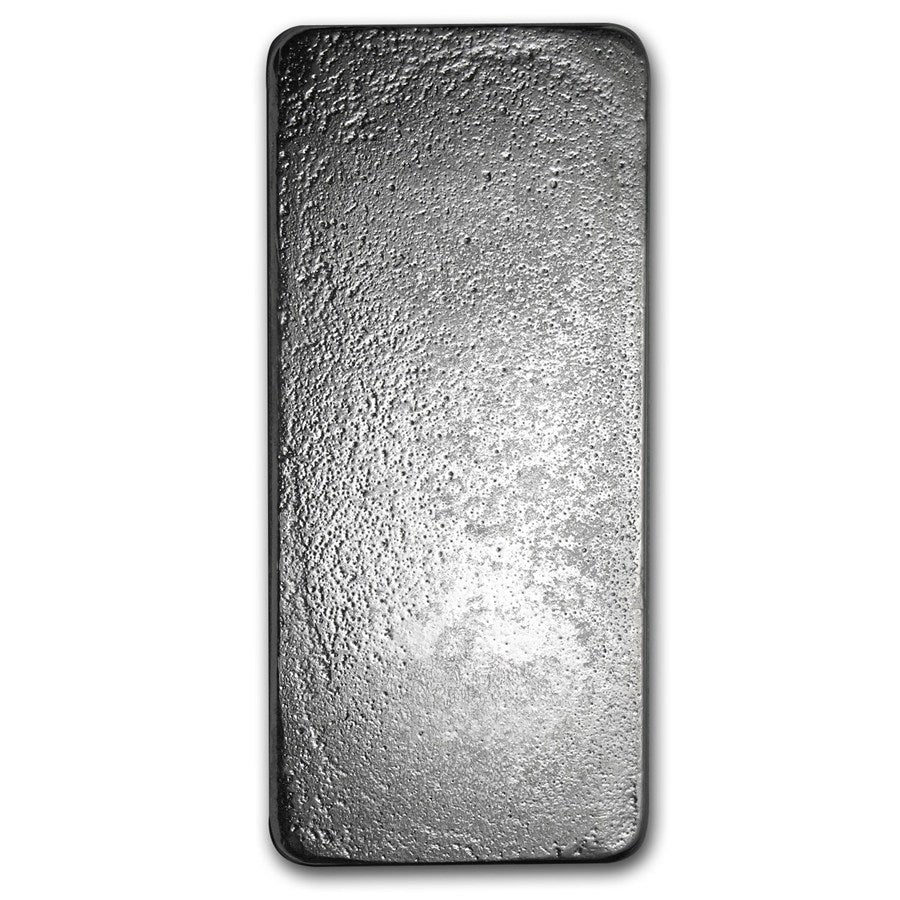 1 Kilo Silver Bar- Johnson Matthey- 32.15 oz- Serialized Assy - Coins Curated