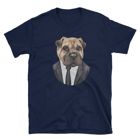 Image of Cute Sharpei T-Shirt