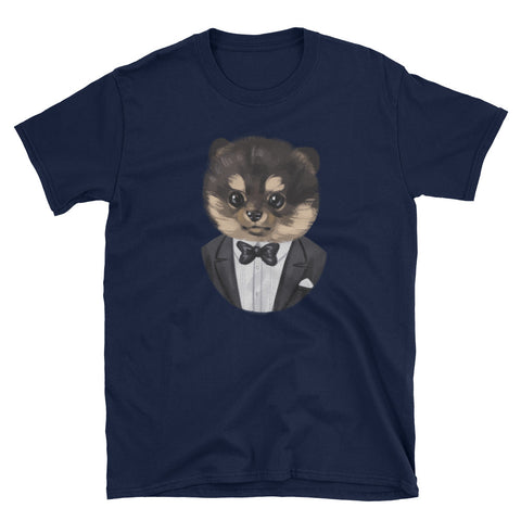 Image of Adorable Pomeranian T-Shirt