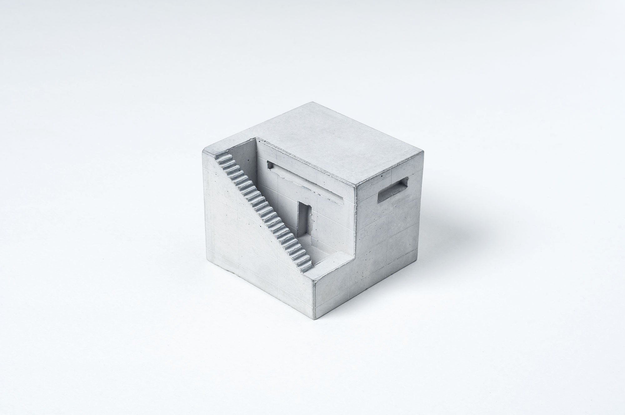Miniature Concrete Home #1