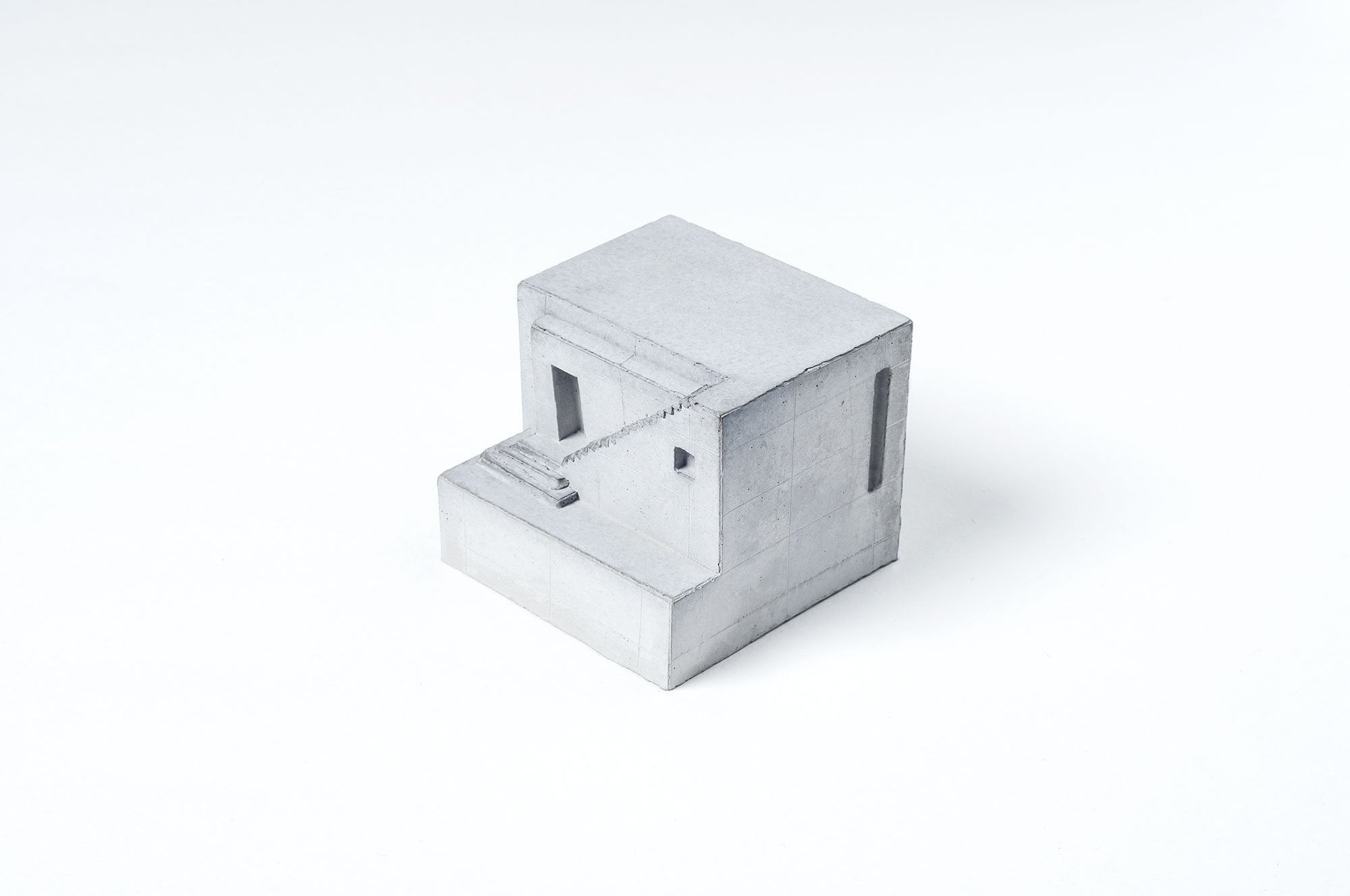Miniature Concrete Home #2