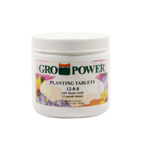 Gro-Power Planting Tablets (45 Tablets)