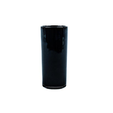 "1.75""  Yixing Dark Blue Mame Cylinder Pot"