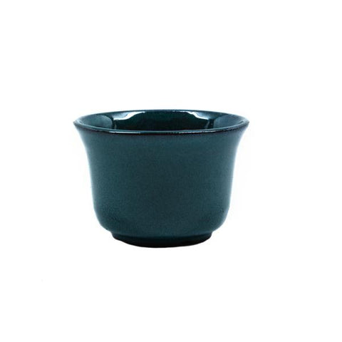 "3"" Yixing Green Teacup Pot"