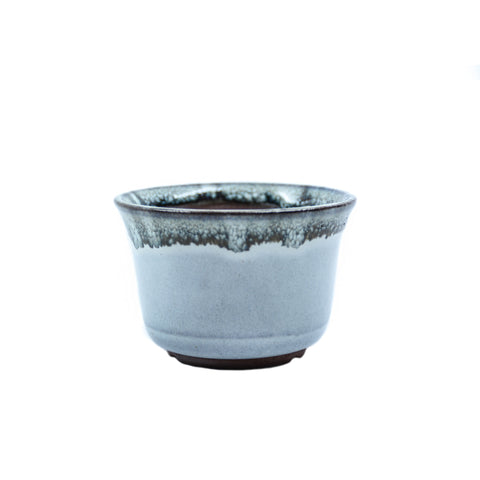 "3"" Yixing Shell Glazed Teacup Pot"