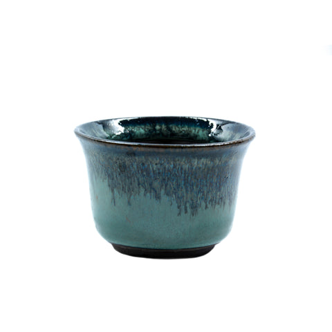 "3"" Yixing Green Shell Teacup Pot"