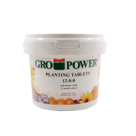 Gro-Power Planting Tablets (200 Tablets)