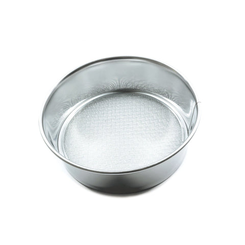 "8.3"" Small Stainless Steel Sieve With 3 Nets"