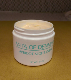 Anita Of Denmark Apricot Night Cream 2.1oz