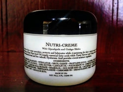 Anita of Denmark Nutri-Creme With Glycolipids and Ginkgo Biloba 2oz