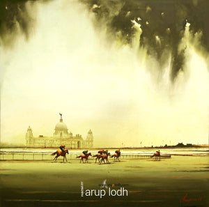 Calcutta race course