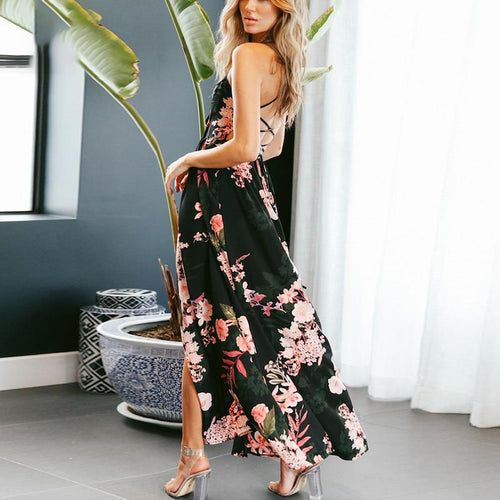 Destiny Maxi Dress