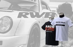 RWB x ignitionmodel collaboration T-shirt!