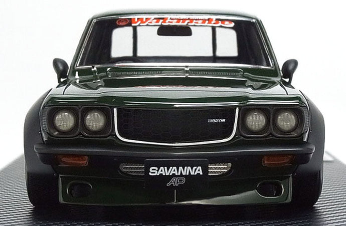 1/18 Savanna Racing (S124A) coming soon!