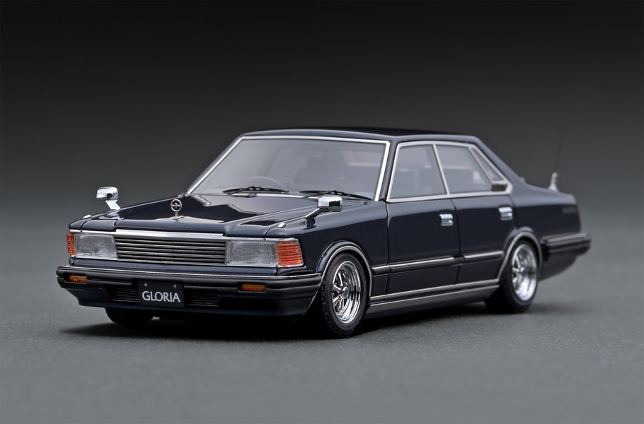 IG ONLINE HOBBY SHOW 2020 pre-production sample  1/43 Nissan Gloria (P430)
