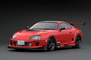 Toyota Supra (JZA80) RZ in various scales & colours