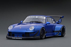 IG ONLINE HOBBY SHOW 2020 pre-production sample 1/18 RWB 993