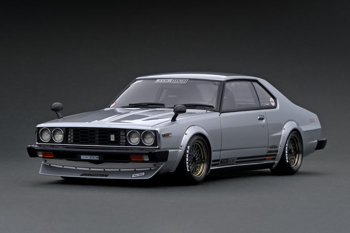 1/18 scale Skyline 2000 GT-ES (C210) available soon!
