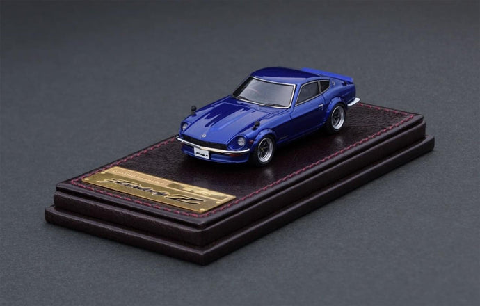 "Japanese magazine ""model cars"" features our new 1/64 resin collection!"