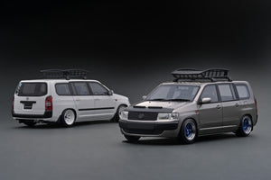 1/18 Toyota Probox GL (NCP51V) Early ver.