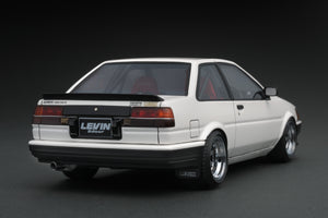 IG0554  Toyota Corolla Levin (AE86) 2Dr GT Apex  White