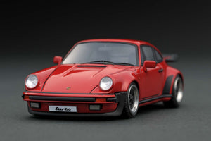 IG0937  Porsche911 (930) Turbo  Red