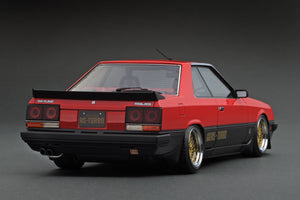 IG0982  Nissan Skyline 2000 RS Turbo (R30)  Red  (SS-Wheel)