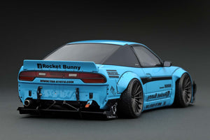 IG1110  Rocket Bunny 180SX  Light Blue