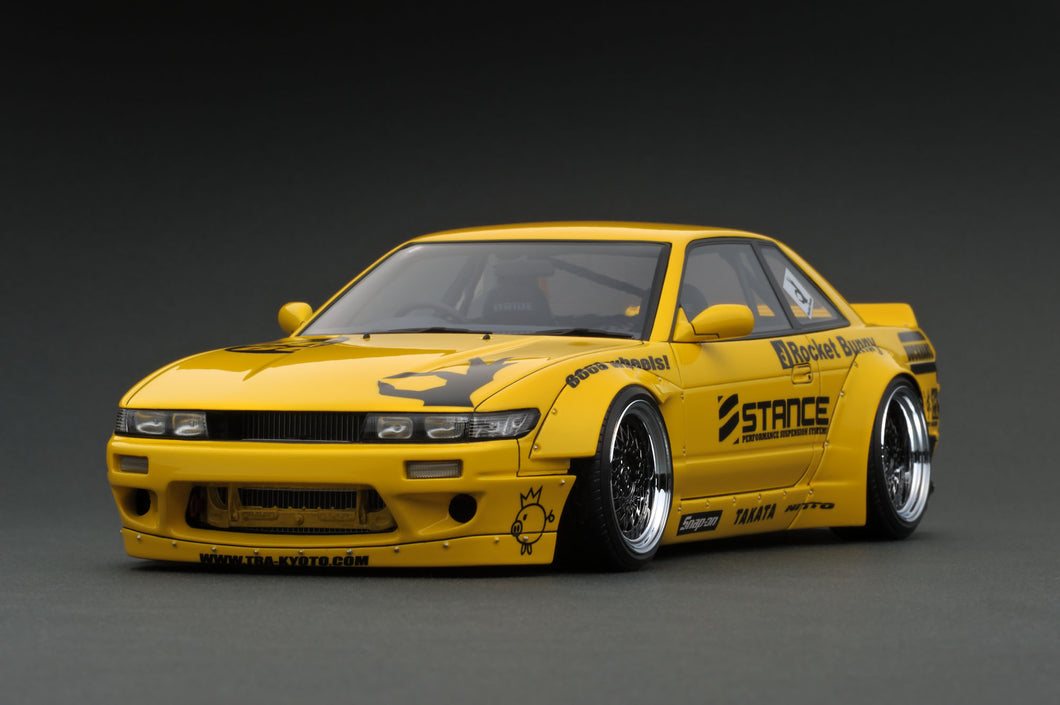 IG1135  Rocket Bunny S13 V2  Yellow