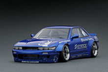 IG1138  Rocket Bunny S13 V2  Blue Metallic