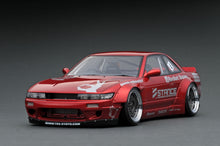 IG1139  Rocket Bunny S13 V2  Red Metallic